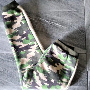 Little Rebels Camo Sweatpants Size 6